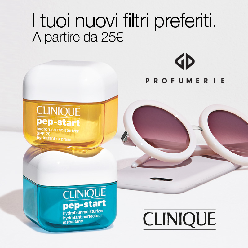 clinique gd profumerie